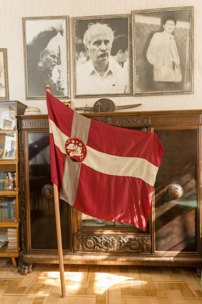 kostava1 - MERAB KOSTAVA MEMORIAL HOUSE-MUSEUM