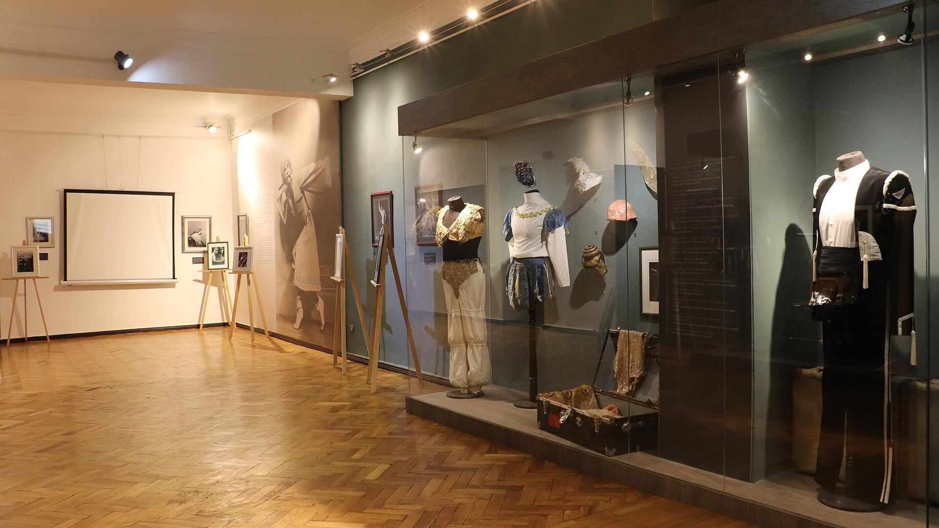4new - ვახტანგ ჭაბუკიანის მემორიალური ბინა-მუზეუმის განახლებული ექსპოზიცია