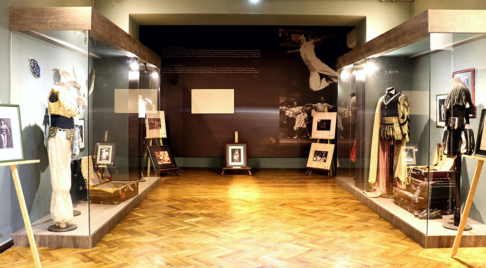 chabukiani project - ვახტანგ ჭაბუკიანის მემორიალური ბინა-მუზეუმი